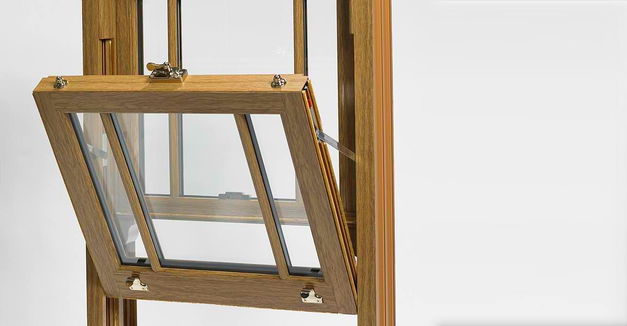 New Genesis vertical sliders